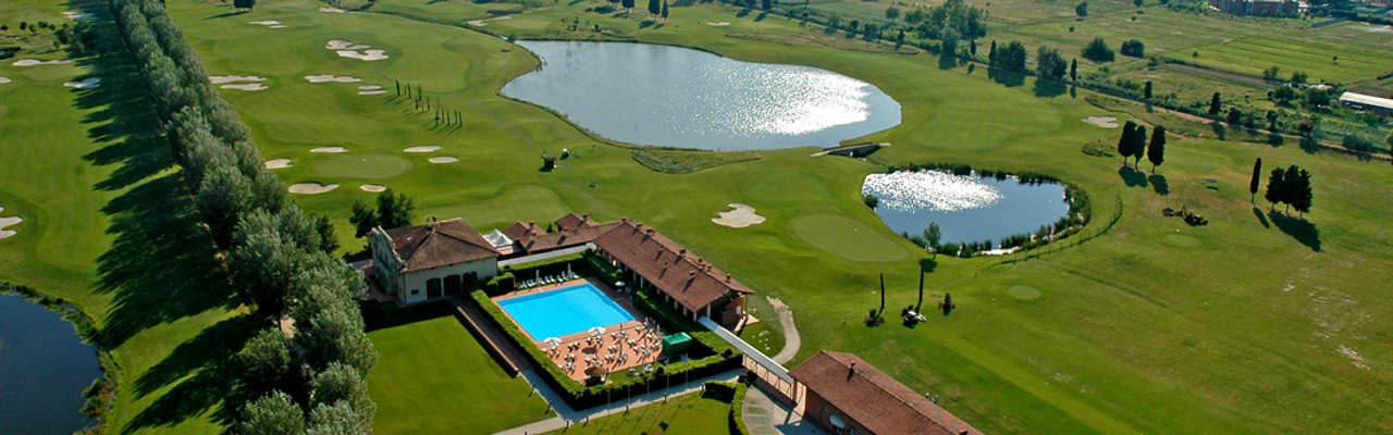 Golf in Toscana, Golf Club Firenze Le Pavoniere
