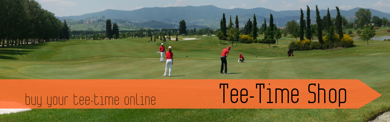 Golf in Tuscany Florence Tee Time Shop Buy Tee Time Online